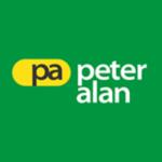 Peter Alan, black - SD2 Logo
