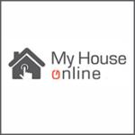 My House Online Logo